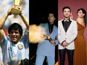 """Maradona, Detective """"Rico"""" y Miranda!: Tres sorprendentes colaboraciones de Pimpinela"""