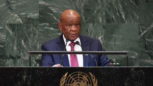 Primer Ministro de Lesoto será formalizado por el asesinato de su exesposa