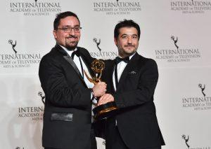 Chileno ganador del Emmy prepara dos producciones inspiradas en el estallido social