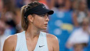 Maria Sharapova anunció su retiro del tenis a los 32 años