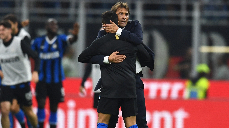 Antonio Conte sigue motivando a Alexis Sánchez tras su retorno a ...