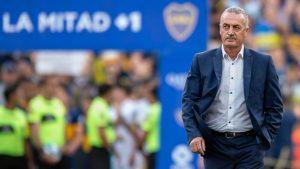 Gustavo Alfaro toma ventaja para ser el nuevo entrenador de Colo Colo