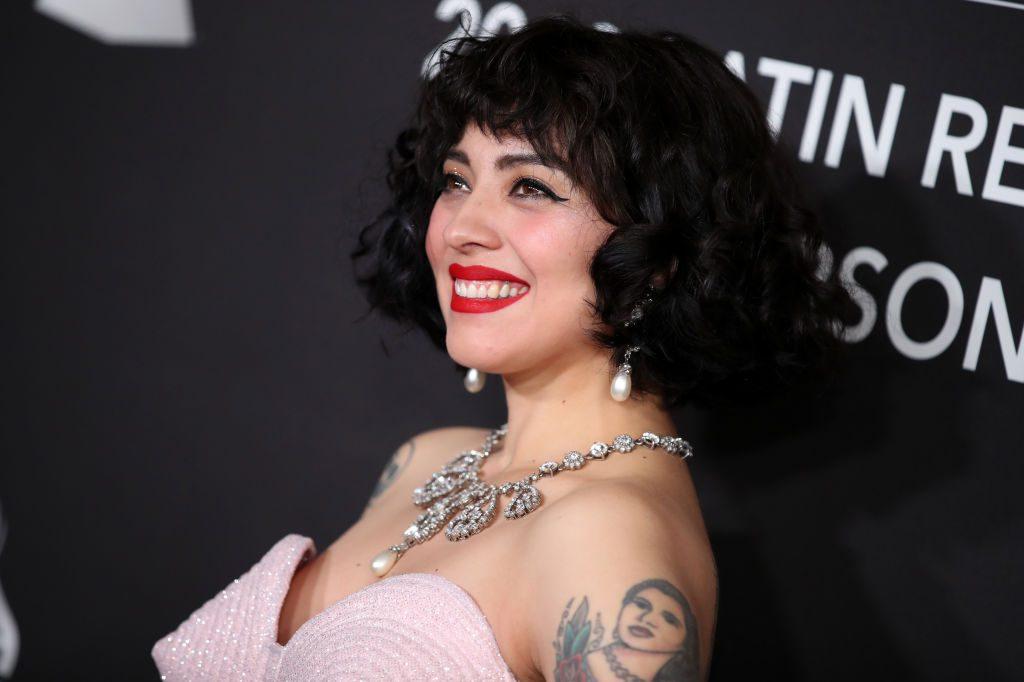 Mon Laferte es nominada en la primera edición de los Spotify Awards
