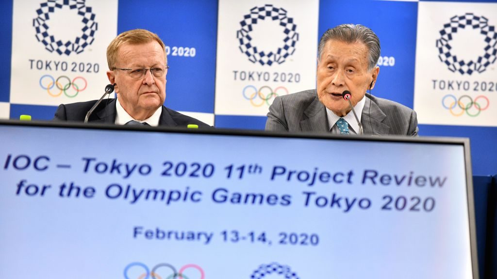 COI asegura que los Juegos Olímpicos de Tokio no corren riesgo por el coronavirus