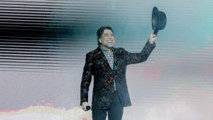 """Joaquín Sabina presenta una """"evaluación favorable"""" tras ser operado"""