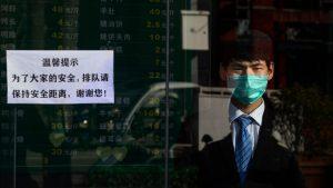 China elevó a 1.868 los muertos por el coronavirus Covid-19