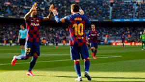 El gol de Messi que fue comparado con una jugada ante Alemania por la final del Mundial 2014