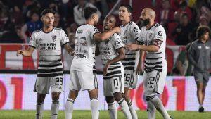 River Plate quedó a las puertas de ganar la Superliga Argentina con Paulo Díaz como figura