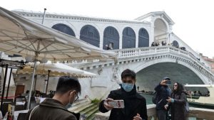 Cinco personas han muerto por coronavirus Covid-19 en Italia