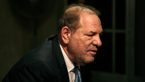 Harvey Weinstein, culpable de un acto sexual criminal y violación en tercer grado
