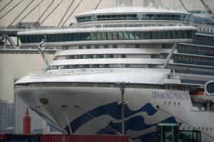 "Tripulante chilena de crucero ""Diamond Princess"" fue contagiada con coronavirus"