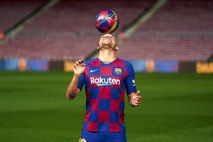 El nuevo refuerzo del Barcelona fue convocado para el duelo contra el Eibar
