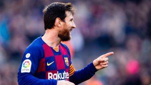 """Eibar se rindió a los pies de Messi: """"No nos queda otra que ponernos en pie y aplaudirte"""""""