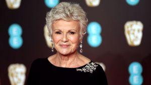 La reconocida actriz Julie Walters confesó que le diagnosticaron cáncer de intestino