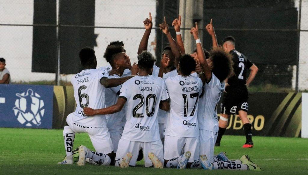 Independiente del Valle derrotó a Colo Colo en la Copa Libertadores Sub 20