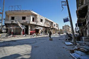 Al menos 33 militares de Turquía murieron en un ataque aéreo de fuerzas vinculadas a Siria