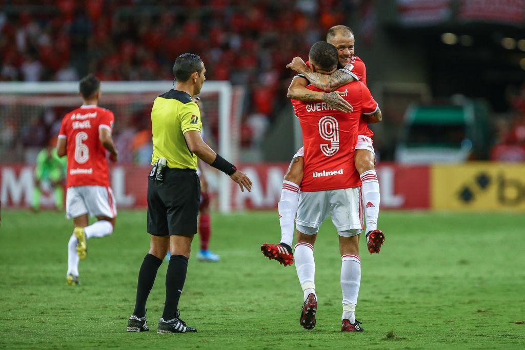 Inter de Porto Alegre clasificó en el torneo de la Conembol