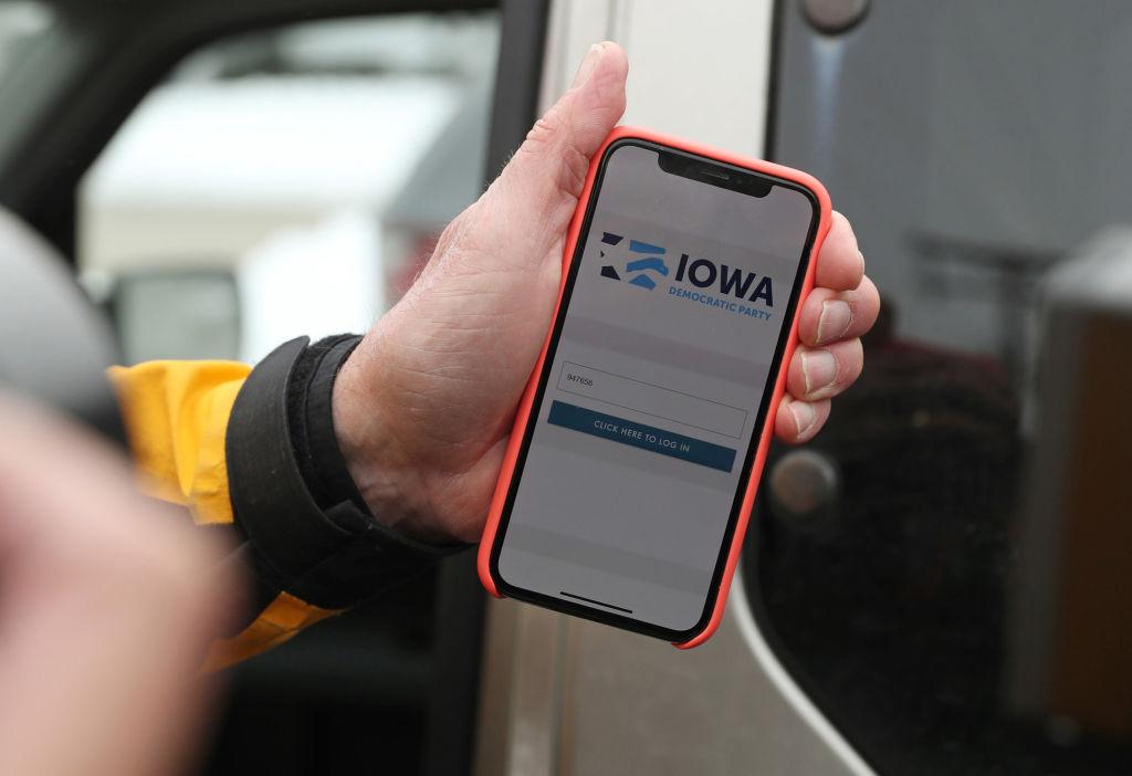 Caucus en Iowa