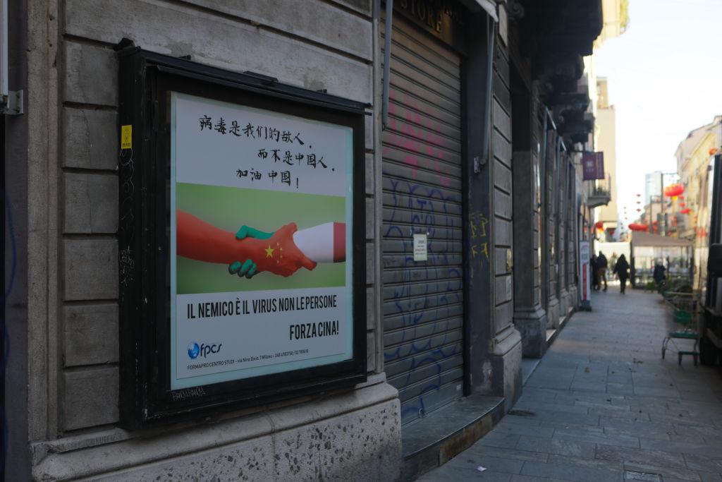 El coronavirus afecta a la región italiana de Lombardía