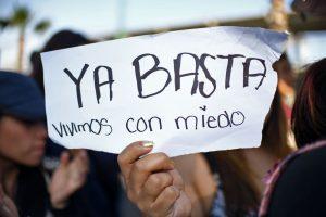 Niña de siete años fue asesinada en México y desata protestas en la capital