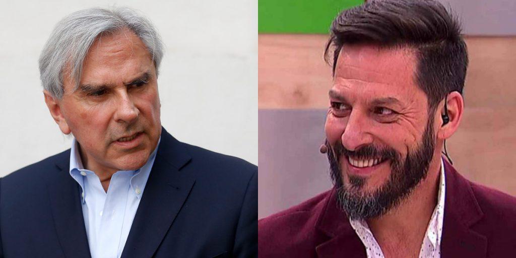La tensa discusión entre Rafa Cavada e Iván Moreira por presentación de Mon Laferte en Viña