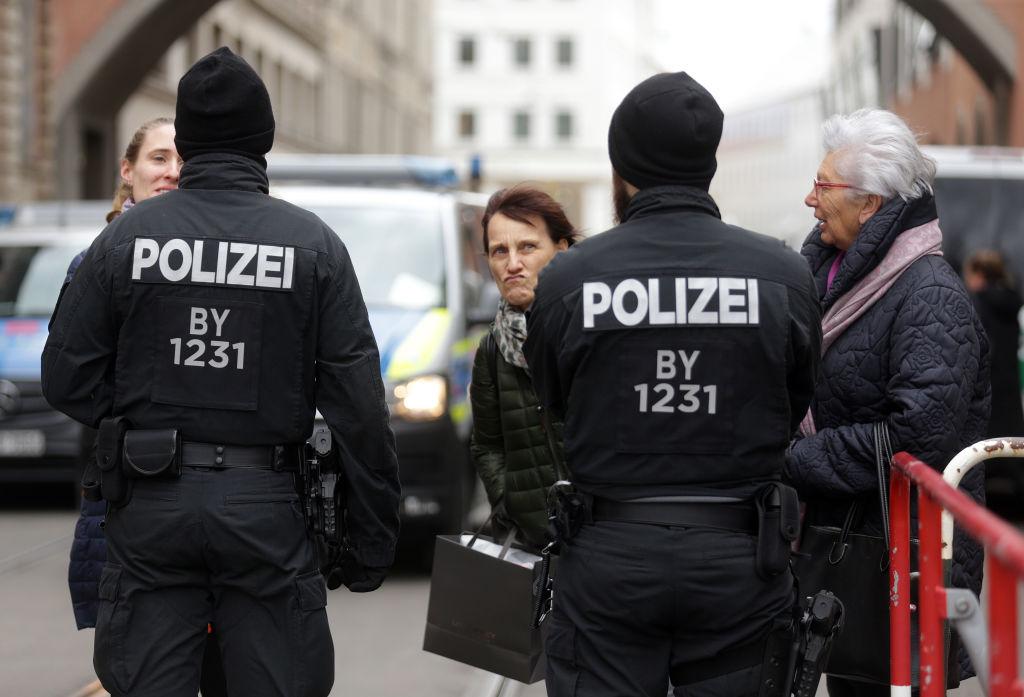 Operativo policial en Alemania