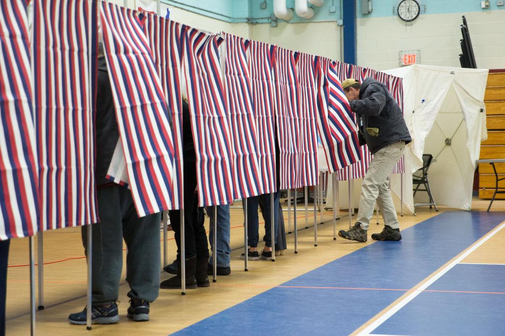 Elecciones primarias demócratas en New Hampshire