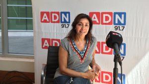"""Carmen Gloria Arroyo respalda a Ernesto Belloni en Viña: """"Hay quienes creemos que la gente cambia"""""""