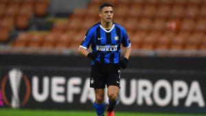 Alexis Sánchez fue titular y dio una asistencia en victoria del Inter