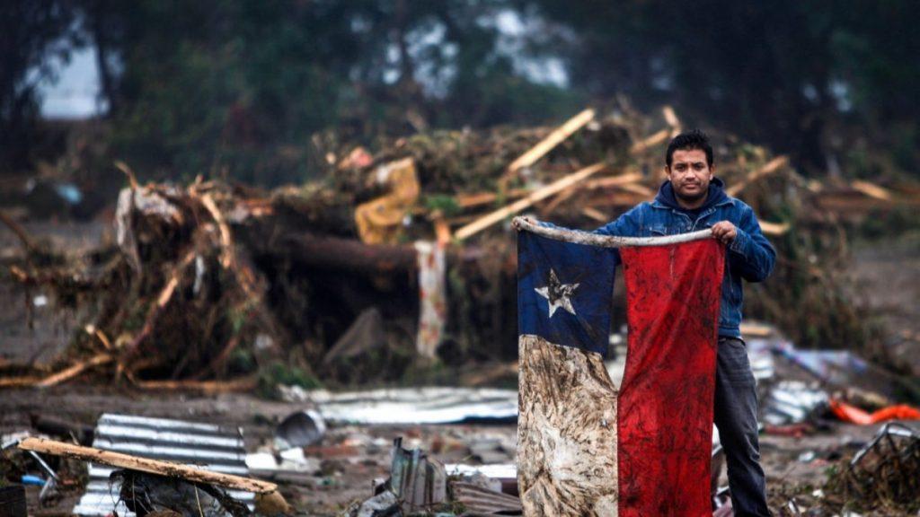 ¿Qué fue de la bandera símbolo del terremoto y tsunami del 2010?