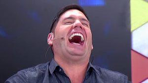 Risas de Pancho Saavedra durante show de Kramer en Viña 2020 son tendencia en Twitter