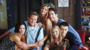 """Está pasando"": Los seis integrantes de ""Friends"" confirmaron que se reunirán en un especial"