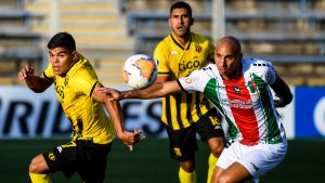 Palestino luchó pero quedó eliminado de la Copa Libertadores