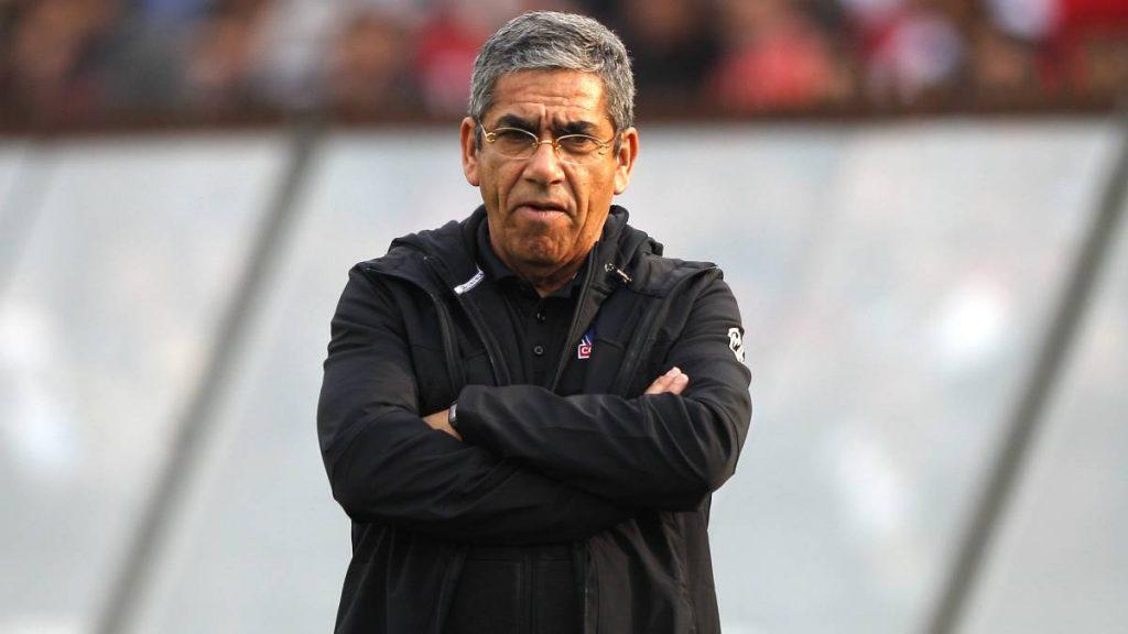 Gualberto Jara será el entrenador interino de Colo Colo