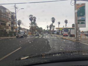 Precipitaciones en el Norte Grande causaron masivo corte de luz en Arica