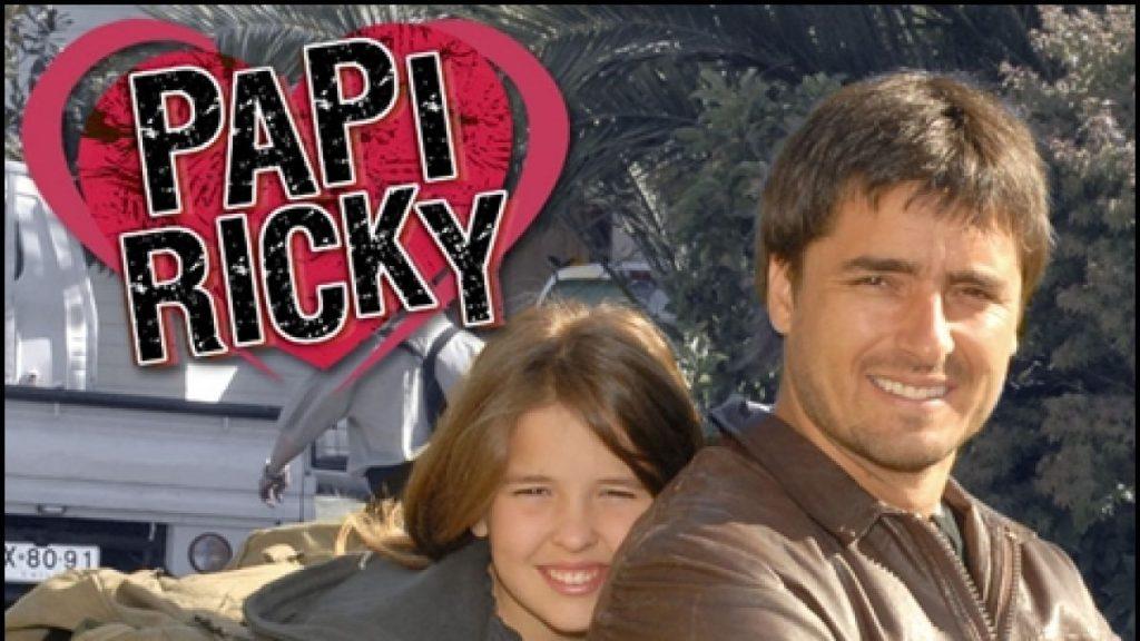 Canal 13 retransmitirá Papi Ricky a más de una década de su estreno