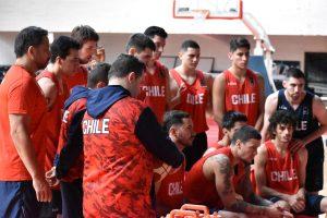 Seleccionados de básquetbol se taparon los ojos durante visita de ministra Cecilia Pérez