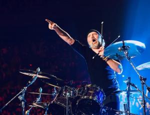 Lars Ulrich confirmó que Metallica se presentará en Chile en abril