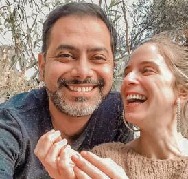 Alison Mandel envió mensaje a Pedro Ruminot previo a su show en Viña 2020