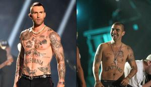 Revisa los memes que dejó el show de Maroon 5 en Viña