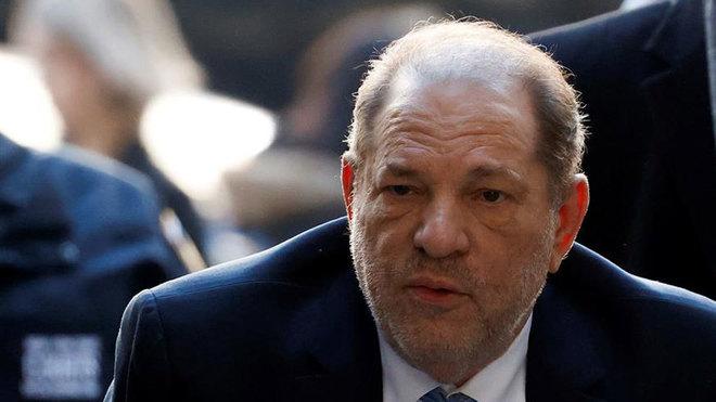 Harvey Weinstein. Productor de Hollywood acusado de reiterados abusos sexuales.