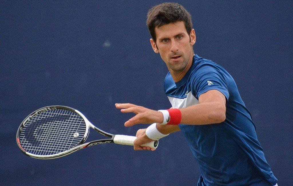 Novak Djokovic donó un millón de euros para comprar respiradores artificiales
