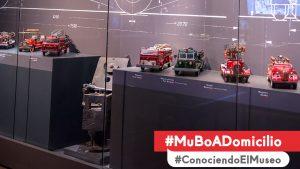"""Museo de Bomberos """"online"""": levantan plataforma para visitarlo de manera virtual"""