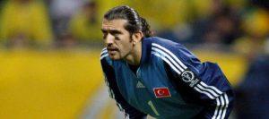 Rustu Recber, ex arquero de Barcelona, cayó internado por coronavirus en Turquía