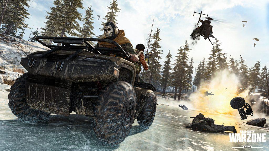 """Buena idea en tiempos de cuarentena: """"Call of Duty Warzone"""" rompió récords en su primer día de estreno"""
