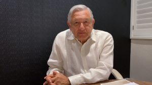 López Obrador llamó a mexicanos a quedarse en casa para evitar contagios de Covid-19