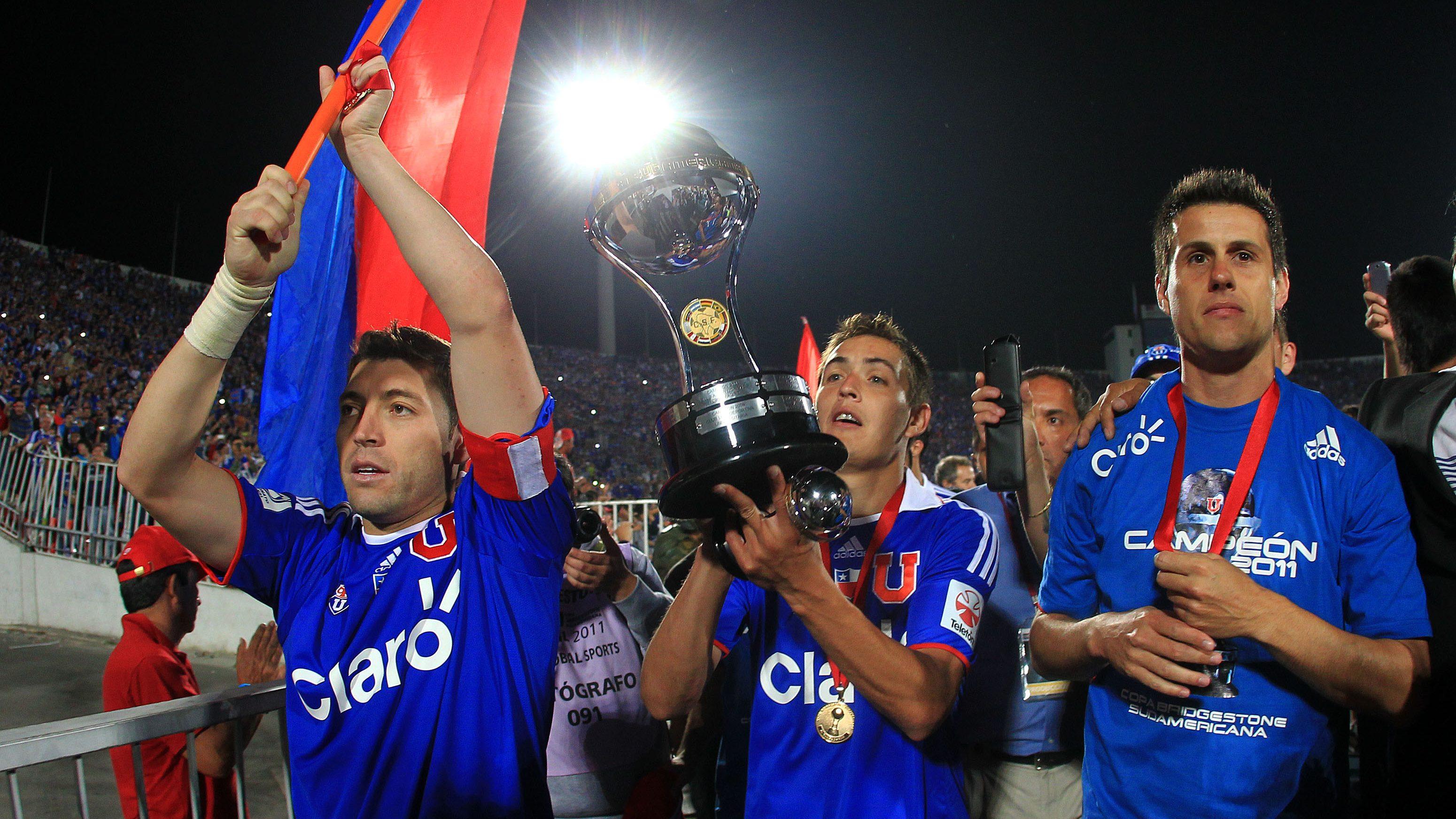 Matías Rodríguez recordó la Sudamericana 2011: Fue el mejor que equipo que  defendí