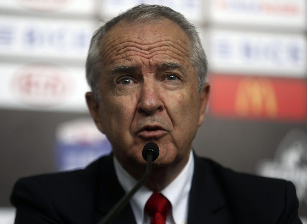 """Presidente del COCh, Miguel Ángel Mujica: """"Sería terrible para los clasificados que se cancelen los Juegos Olímpicos"""""""