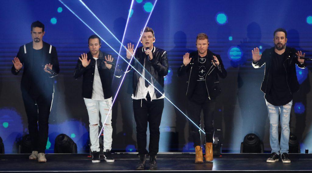 Modo cuarentena: Backstreet Boys cantó uno de sus éxitos en un concierto online