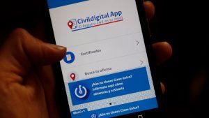 Registro Civil informó que ya se puede obtener Clave Única a través del celular